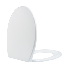 Ultimo 3.0 soft-close one-touch toiletzitting+deksel wit