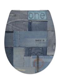 Cedo Jeans Toiletzitting/siège wc Multi