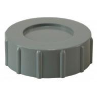 Blindmoer + pakking los (tbv 32 en 40 mm sifon)