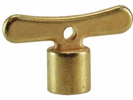Sleutels voor 1/2 tapkranen, messing