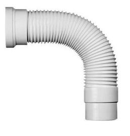 Nicoll flexibel closetaansluitstuk 110/103 wit