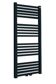 Wiesbaden Tower sierradiator 119x60 cm 732 watt antraciet