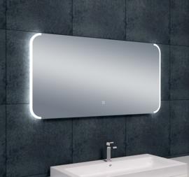 Wiesbaden Bracket dimbare LED condensvrije spiegel 120x60x3 cm