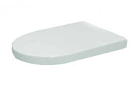 Wiesbaden Vesta rim-free toiletzitting + deksel met softclose en quickrelease