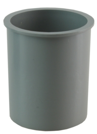 Eind-tule 32 mm (tbv universeel sifon) kunststof