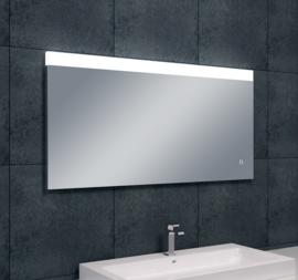 Wiesbaden Single dimbare LED condensvrije spiegel 120x60x3 cm