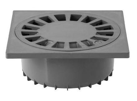 PVC Vloerput 20x20 cm (63/75 onder)