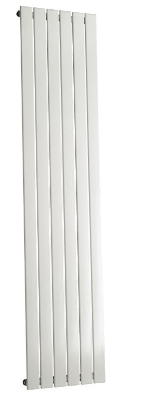 Wiesbaden Millenium enkel sierradiator 200x45 cm 979 watt wit