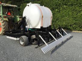 Watersysteem 750 liter
