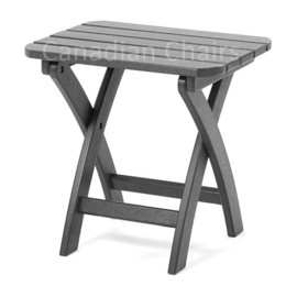 Coastline Casual foldable sidetable charcoal