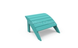 harborview footstool -Teal (22341)