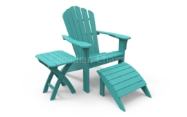 harborview footrest Teal (22341)