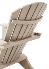 Loggerhead Muskoka chair Driftwood