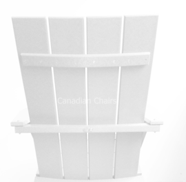 Loggerhead Modern Adirondack White