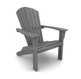 Loggerhead Muskoka chair Charcoal