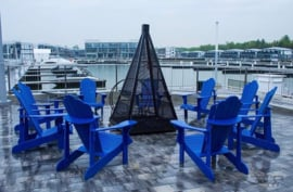 LeisureLine Adirondack - Royal blue