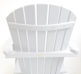 Loggerhead Muskoka chair white
