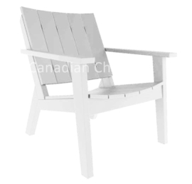 MAD fusion chat chair - White (02289)