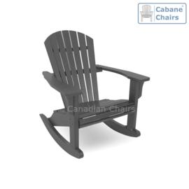 Classic Cabane rocker dark gray
