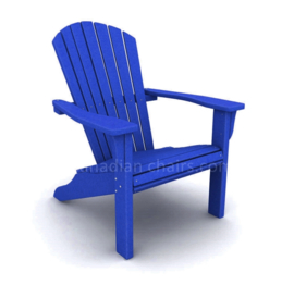 Classic Cabane chair Blue