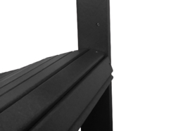 Loggerhead Muskoka chair Black