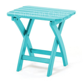 Coastline Casual foldable sidetable Teal