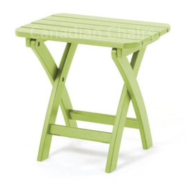 Coastline Casual Klapptisch leaf / Lime green