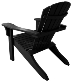 Loggerhead Muskoka chair Black