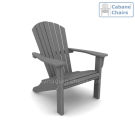 Classic Cabane chair dark grey