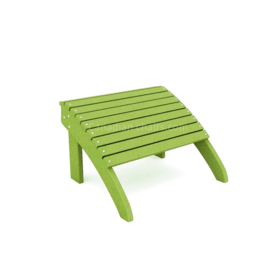 Loggerhead footrest Leaf / Lime green