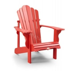 LeisureLine Adirondack - Red