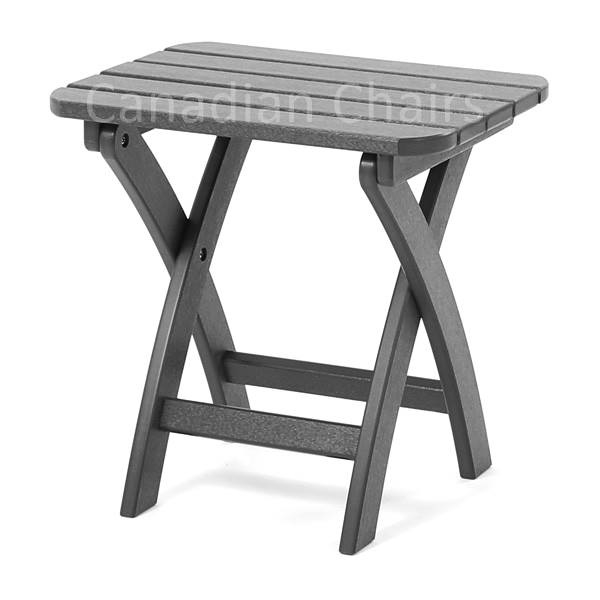 Coastline Casual sidetable charcoal
