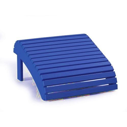 LeisureLine footrest royal blue