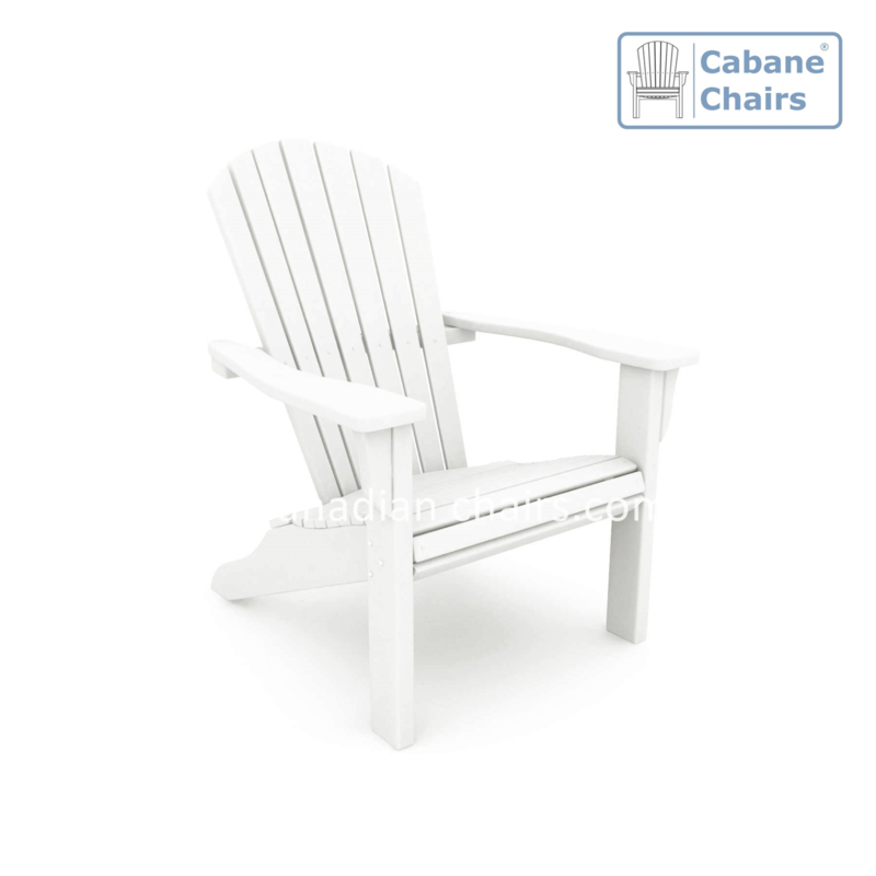 Classic Cabane chair White