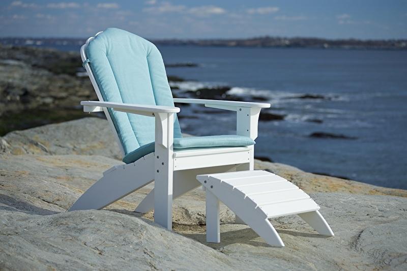 Adirondack Chair Kussens.Kussen Taupe Kussens Canadianchairs Origineel Canadese En