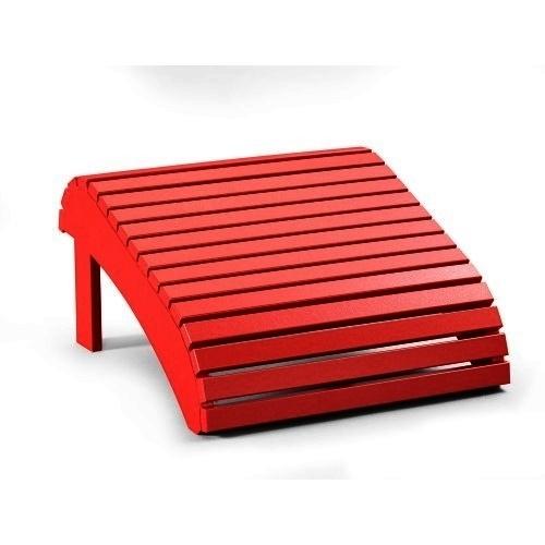 Leisureline footrest red
