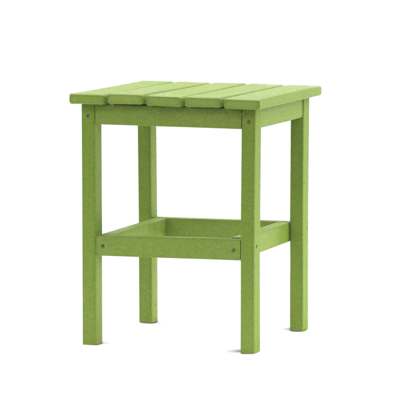 Aria side table Leaf / Lime