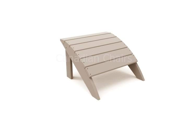 Harborview footrest Natural (03341)