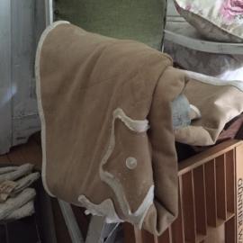 Plaid camel