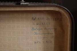 hele oude koffer
