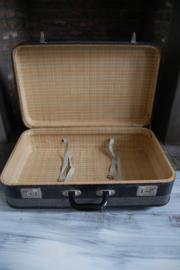 zwart wit koffer kleiner model