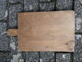 houten snijplank rechthoekig