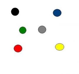 Gekleurde Discs