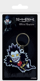 Death Note: Ryuk Rubber Keychain (New)