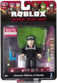 Roblox: Core Figure - Jailbreak: Secret Agent (New)
