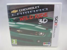Chevrolet Camaro Wild Ride 3D (EUR, Sealed)