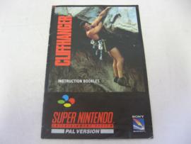 Cliffhanger *Manual* (AUS)