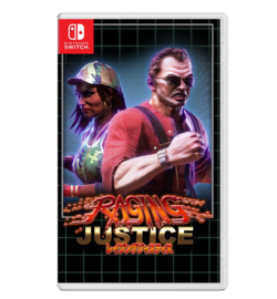Raging Justice (Switch, NEW)