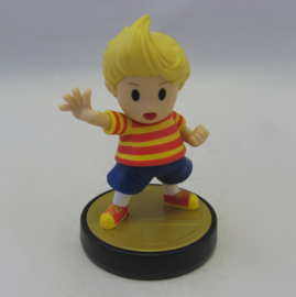 Amiibo Figure - Lucas - Super Smash Bros