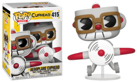 POP! Aeroplane Cuphead - Cuphead (New)
